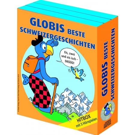 Globi's Hit Box Schweiz