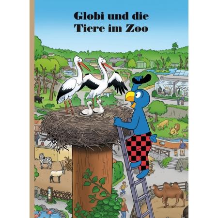 Globi und die Tiere im Zoo (88)