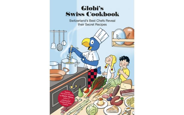 Globi's Swiss Cookbook