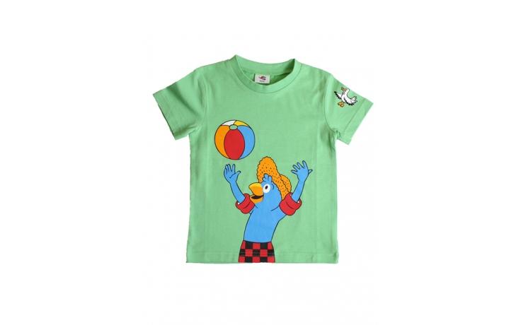 Glöbeli Kinder T-Shirt Sommer grün