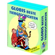 Globi's Hit Box Tiere