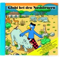 Globi bei den Nashörnern