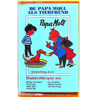 Papa Moll als Tierfründ