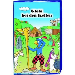 Globi bei den Kelten