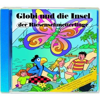 Globi und die Insel der Riesenschmetterlige