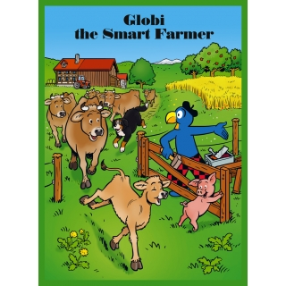 Globi the smart farmer - Englisch