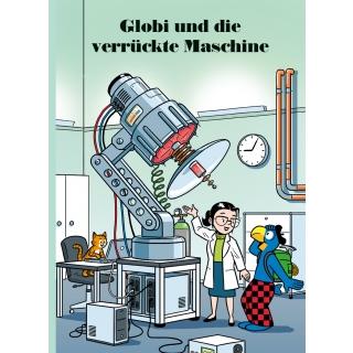 Globi und die verrückte Maschine (87)