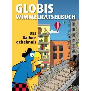 Globis Wimmelrätselbuch Ballongeheimnis