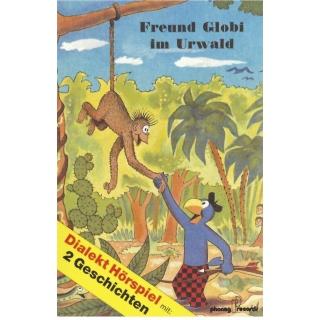 Freund Globi im Urwald/Wett uf d Schatzinsle