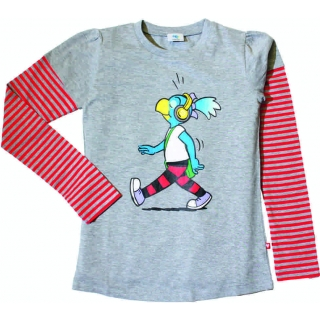 Globine Kinder Langarm T-Shirt