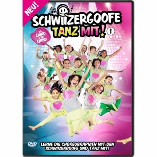 """Schwiizergoofe """"Tanz mit!"""" DVD"""