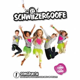 "Schwiizergoofe ""Songbuech1"""