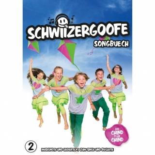 "Schwiizergoofe ""Songbuech2"""