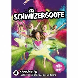 "Schwiizergoofe ""Songbuech4"""