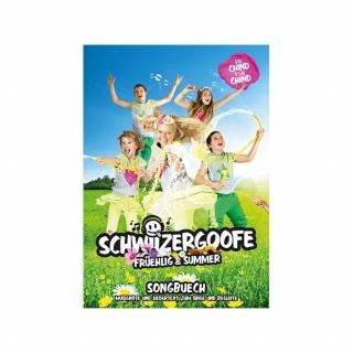 "Schwiizergoofe ""Songbuech Früehlig & Summer """