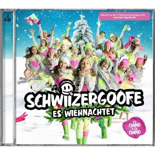 """Schwiizergoofe """"Es Wienachtet"""""""